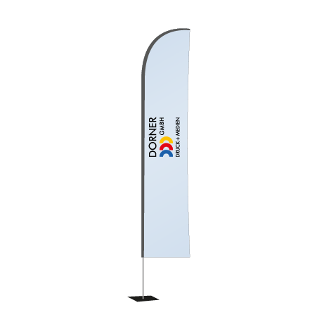 Beachflag Wind